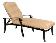 Woodard Cortland Chaise Lounge