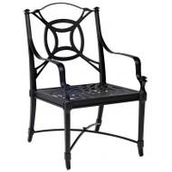 Woodard Isla Dining Arm Chair