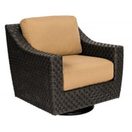 Woodard Cooper Swivel Lounge Chair