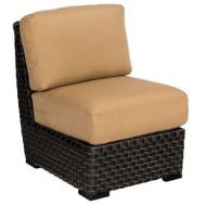 Woodard Cooper Armless Sectional Chair