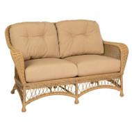 Woodard Sommerwind Love Seat