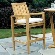 Kingsley Bate  Replacement Cushion for Amalfi Bar Chair (AM18)