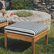 Kingsley Bate  Replacement Cushion for Nantucket Club Ottoman (NT05)