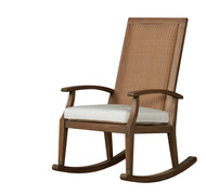 Lloyd Flanders Replacement Cushion for Wildwood High Back Porch Rocker