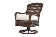 Lloyd Flanders Replacement Cushion for Haven Swivel Rocker Dining Armchair