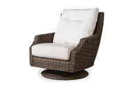 Lloyd Flanders Replacement Cushions for Largo High Back Swivel Rocker Lounge Chair