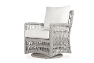 Lloyd Flanders Replacement Cushions for Mackinac Swivel Glider Lounge Chair
