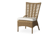 Lloyd Flanders Replacement Cushion for Magnolia Armless Dining Chair