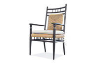 Lloyd Flanders Optional Seat Pad for Low Country Dining Armchair
