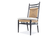 Lloyd Flanders Optional Seat Pad for Low Country Armless Dining Chair