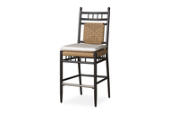 Lloyd Flanders Optional Seat Pad for Low Country Armless Bar Stool
