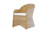 Lloyd Flanders Replacement Cushion for Tobago Dining Armchair