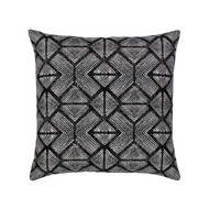Bakuba Ebony Pillow