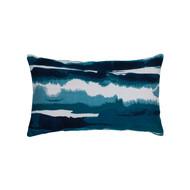 Impression Deep Sea Lumbar Pillow