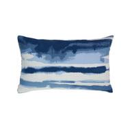 Impression Lake Lumbar Pillow