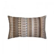Deco Linen Lumbar Pillow