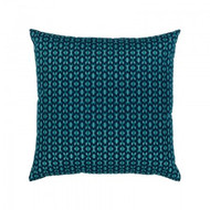 Alcazar Peacock Pillow