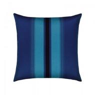 Ombre Azure Pillow