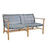 Furniture Cover for Kingsley Bate  Catherine Club Settee (CN55)