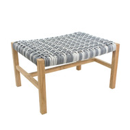 Furniture Cover for Kingsley Bate  Catherine Club Ottoman (CN10)