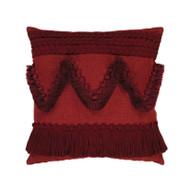 Tavarua Bordeaux Pillow