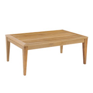 """Cover for Kingsley Bate Tribeca 38"""" Rectangular Coffee Table"""