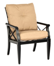 Woodard Andover Dining Arm Chair