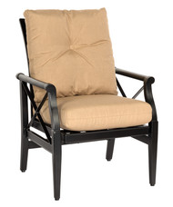 Woodard Andover Rocking  Arm Chair