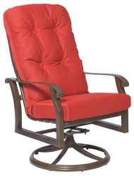 Woodard Cortland  High Back Swivel Rocker
