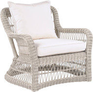 Kingsley Bate Southampton UV Resistant Wicker Lounge Chair