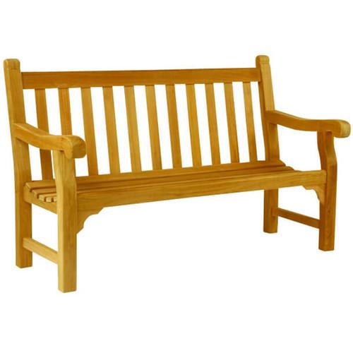 Home · Outdoor Furniture; Kingsley Bate Hyde Park 6' Bench. Image 1 - Kingsley Bate Hyde Park 6' Bench - Into The Garden Outdoor