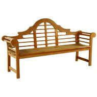 Kingsley Bate Lutyens 6' Bench