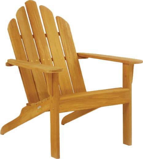 Kingsley Bate Teak Adirondack Chair