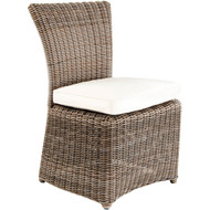 Kingsley Bate Sag Harbor Wicker Dining Side Chair