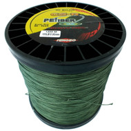 GSR PEFiber Braid 100lb 1200m Green Dyneesi Uhmwpe Fishing Line for  Electric Reel