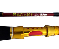 "Sagami Jig Elite Jigging Fishing Boat Rod 24kg - 37kg 5' 6"" 1.65m"