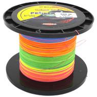 GSRPEFiber Braid Fishing Line 10lb 300m 5 Colour 100% UHMWPE Dyneesi