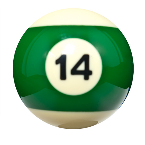 Sterling Replacement Billiard Balls #14