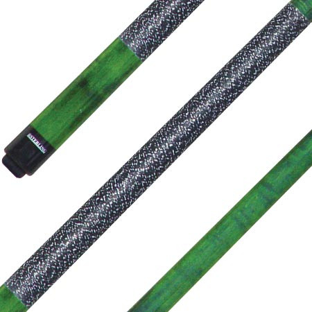 Green Sterling Discount Pool Cue