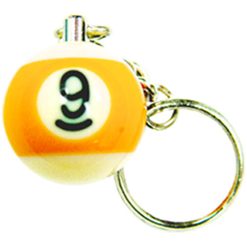 1 9-Ball Key Chain