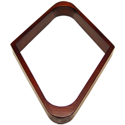 Sterling Deluxe 9-Ball Rack, Mahogany