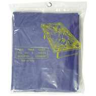 Standard 8 Ft. Pool Table Cover, Blue