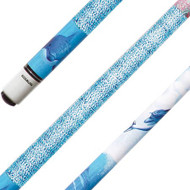 Sterling Dolphin Pool Cue