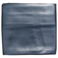 Deluxe Heavy-Duty 9 Ft. Table Cover, Black