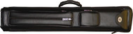 Sterling Black Hard Combo Pool Cue Case for 3 Cues
