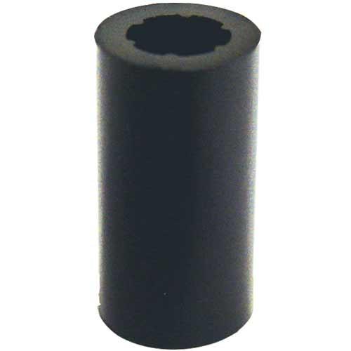 Sterling Black Plastic Ferrule