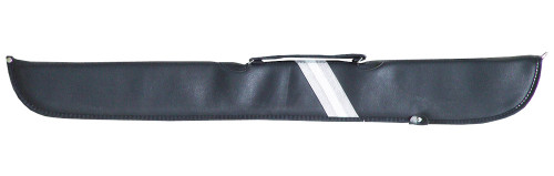 Sterling Striped Padded Discount Pool Cue Case for 1 Cue