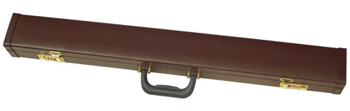 Sterling Executive Lockable Box Cue Case for 1 Cue