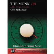 The Monk 101 DVD - Cue Ball Speed
