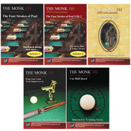 The Complete Monk 101 Set: 5 DVDs